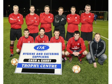 Westport United - Oliver Keller Masters Cup Runners Up