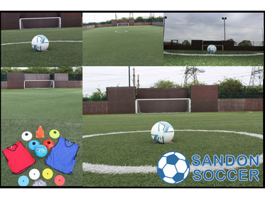 Sandon Soccer Chelmsford [Football League and Birthday Parties]