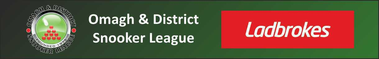 Omagh & District Snooker League - Header Background Image