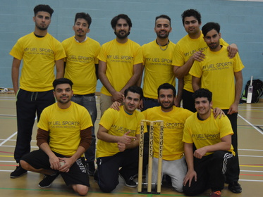 Indoor Cricket Tournament 2015 Winners