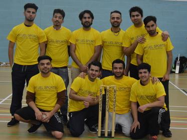 Indoor Cricket Tournament 2015 Winners