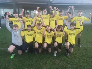 Lyre Rovers - 2020 SuperValu WCSL U13 Cup winners