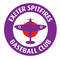Website of Exeter Spitfires Baseball Club