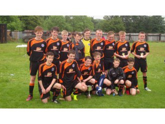 Congratulations to Lochgilphead Red Star 1999's on winning the League and Cup double