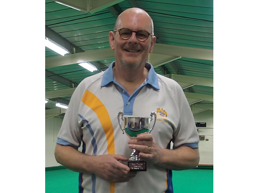 Andy Lock - Two wood Singles runner-up - 2019
