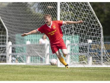 Ballina United v Hollister - McDonnell Cup Final 2018