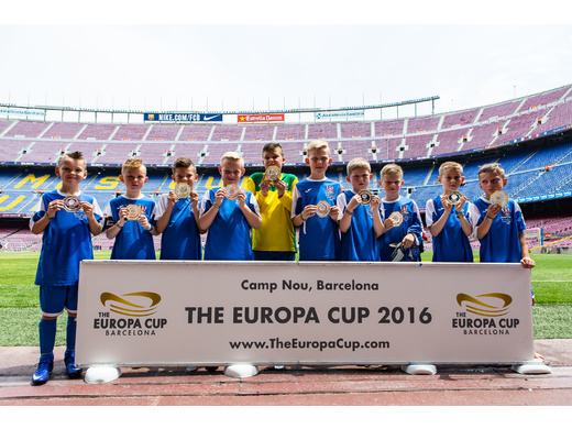 Under 9s Europa Cup
