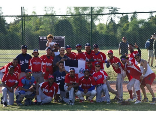 Congratulations London Latin Boys, the 2019 Triple-A National Champions