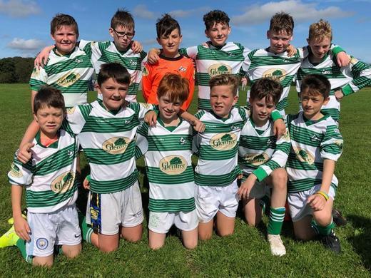 Dunmawnay Town Youths U12 - 2019 Season