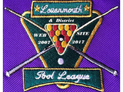 Levenmouth & District Pool League - Logo