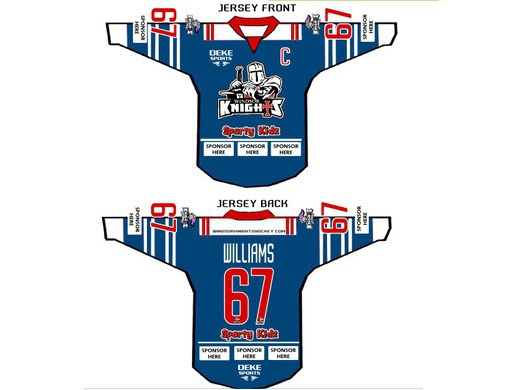Adult INLINE Jersey