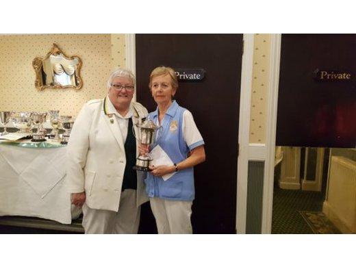 Jan Roberts - 2017 Champion of Champions