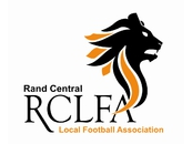 RAND CENTRAL LOCAL FOOTBALL ASSOCIATION - Logo