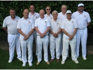 2015 - Division B Champions - Steeple Bumpstead
