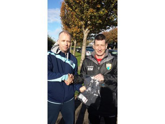 MANAGER OF THE MONTH RICHARD MURPHY