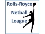 Rolls Royce Netball - Logo