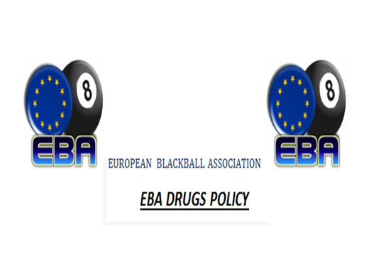 EBA Drugs Policy