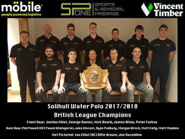 © Solihull Water Polo