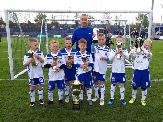 What a Weekend for Celtic Juniors!
