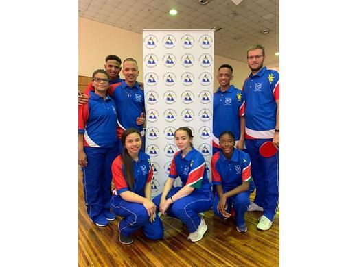 Media Release - Namibia Table stand tall in Region 5 Championships 2019, Lesotho