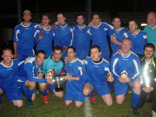 2011-12 Crumpsall (Tony Cohen Winners)
