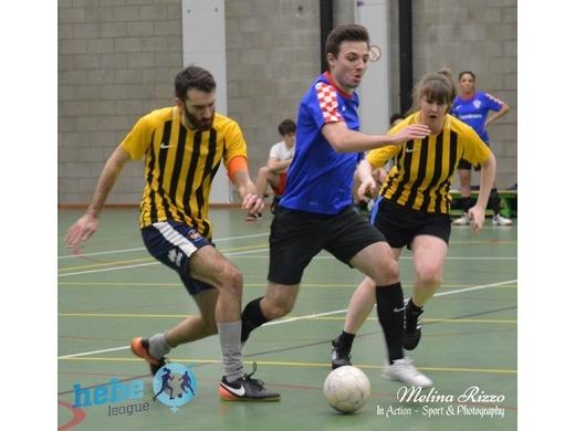 Futsal Croatia BXL vs Benchwarmers