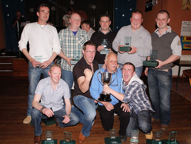 Division 2 League winners Goat 2010-11