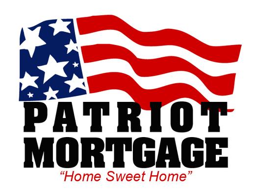 2019 League Sponsor- Patriot Mortgage