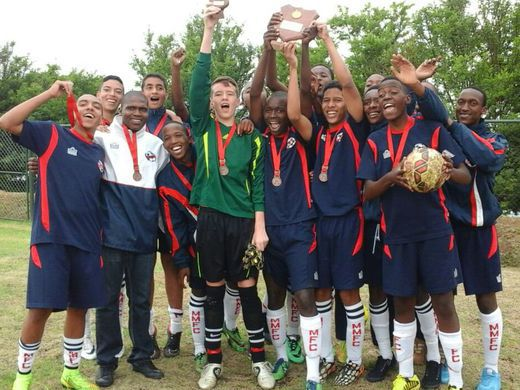 U16 League Shield Winners 2014