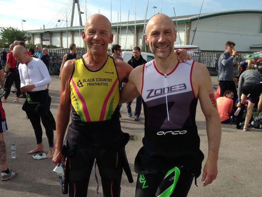 Southport Standard Distance Triathlon 2018