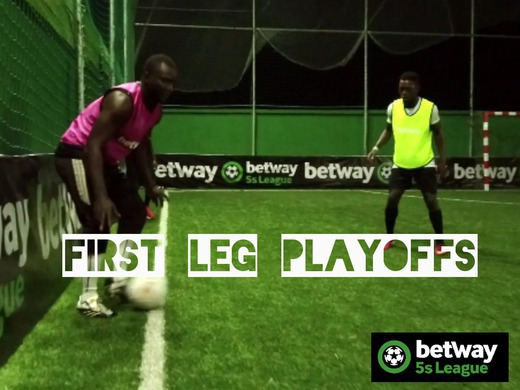 Match day: First Leg PlayOffs..