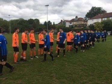 Respect Handshake - TC Cup Final 2018-19