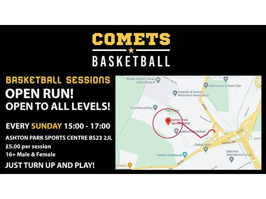 North Somerset Comets launch additional open run session