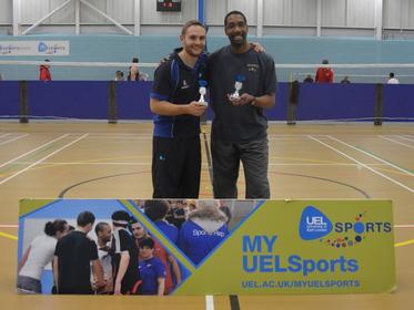 Badminton Tournament 2 Winners