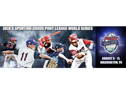 The London Archers Youth Baseball Team (U14) to compete in the  68th Pony League World Series