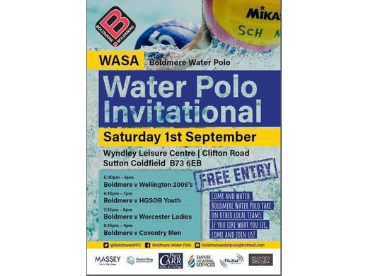 WASA Water Polo Invitational
