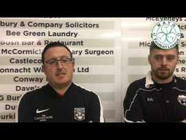 2017 Castlecourt Hotel Premier League Preview - Westport Utd B & Fahy Rovers