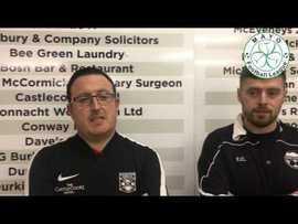 2017 Castlecourt Hotel Premier League Preview - Westport Utd B & Fahy Rovers