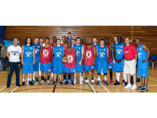 Swansea Storm v Team USA Select Tue 9th September 2014