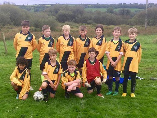 Sparta Bay Rovers U12 - 2019 Season