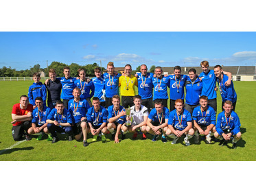 Kiltimagh/Knock United - Tuohy Cup Champions 2017