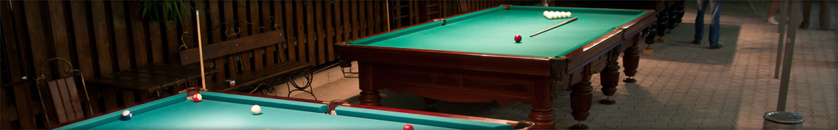 Ashbourne Pool League