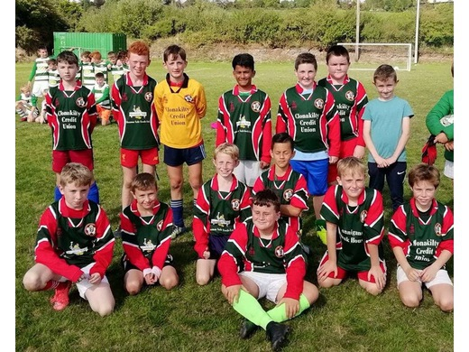 Clonakilty AFC U12 - 2018 Season