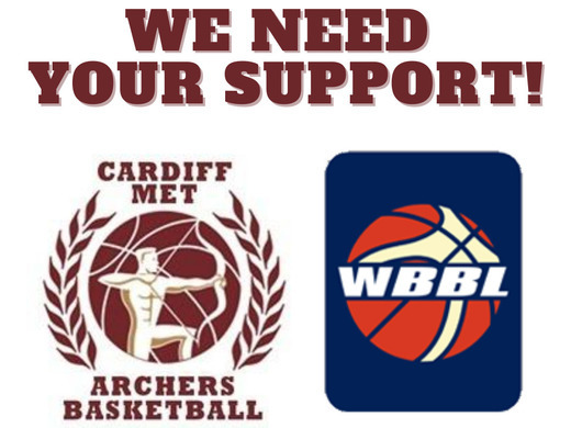 Support our elite Welsh basketball club Post-Covid