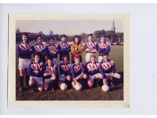 1992-93 Armyfields (MJSL Champions)
