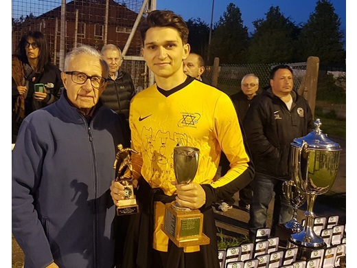 MJSL Player of the Year 2017-18 : Adam Shiffman