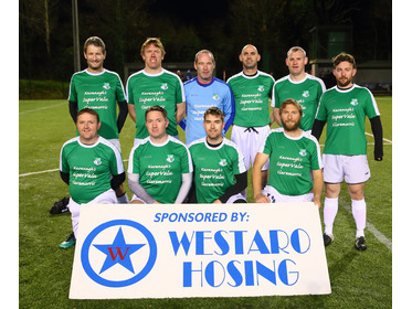 Claremorris Masters League Team