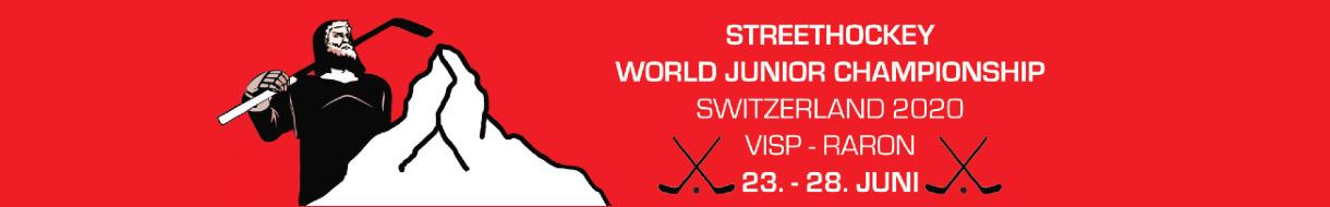 Championnats du monde juniors de street hockey 2020