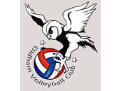 Oldham Volleyball Club - Club Logo