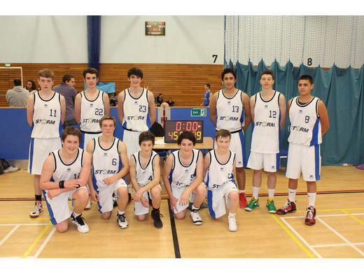 Swansea Storm U18s
